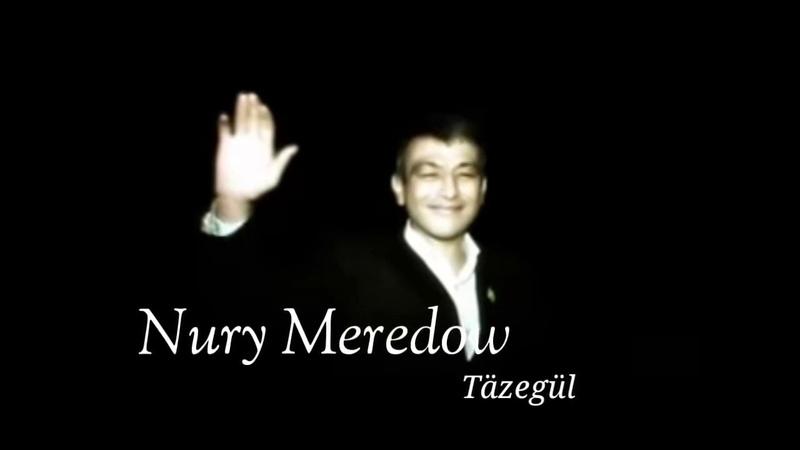 Nurmuhammet Meredow 'Kasoy' Täzegül