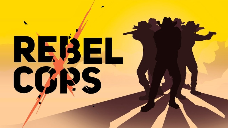Rebel Cops Pre Order on iOS and Pre Register on Android