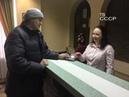 Покупка билетов на автовокзале по паспорту СССР.