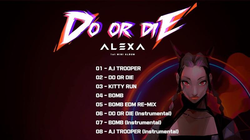 AleXa 알렉사 Do Or Die EP Album Highlight Medley