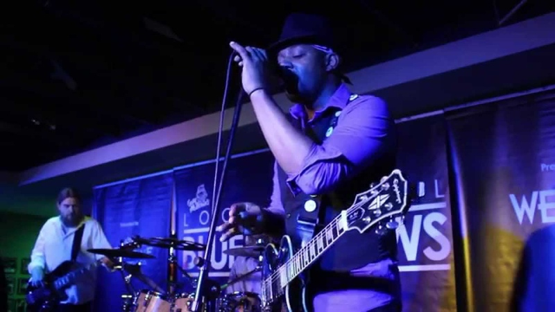 Chris Canas Band Would You Mind Live at Guy Hollerin's