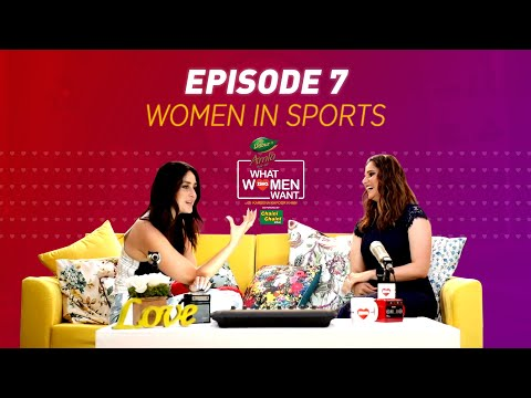 Sania Mirza and Kareena Kapoor Khan on Women in Sports Dabur Amla What Women Want S2