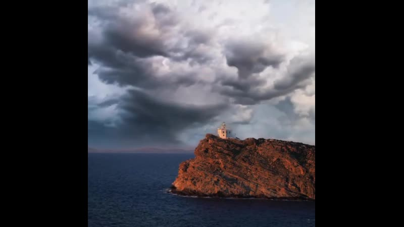 Бесконечный мир | Остров Парос