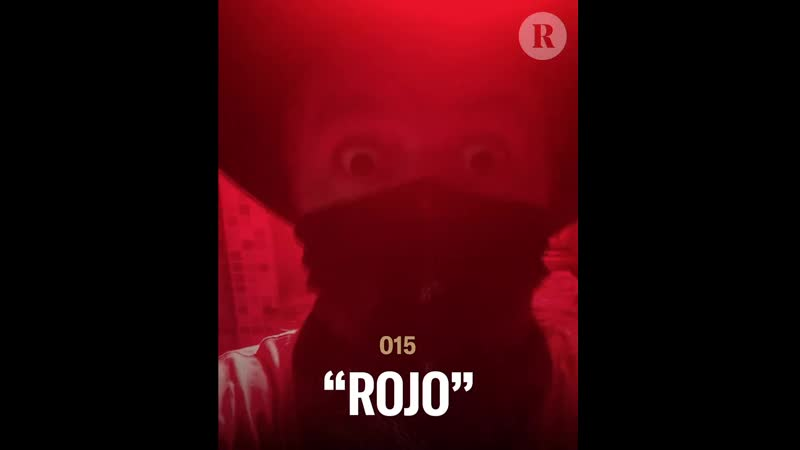 REVOLVER Magazine. Word of the Day with the Lonely Rager. Day 15. ROJO
