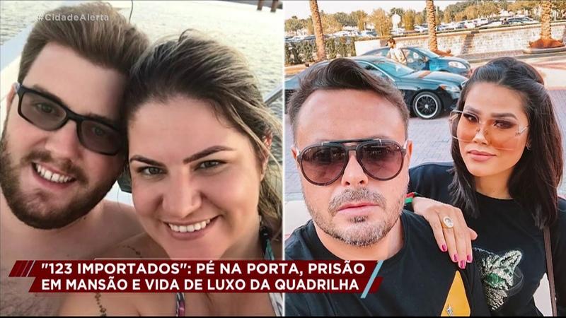 """Celso Russomanno mostra como vivem os integrantes da quadrilha do site 123 Importados"""""""