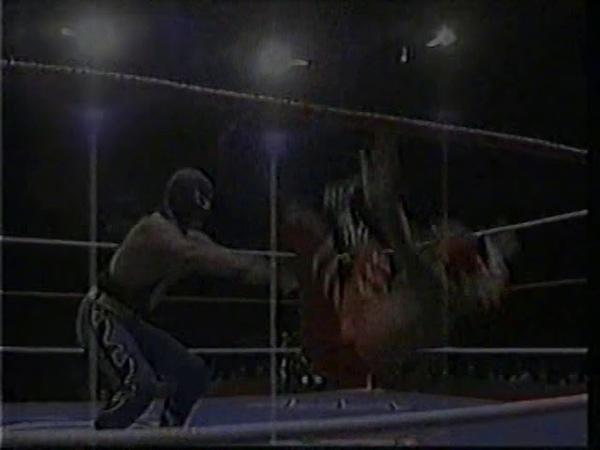 [My1] Rey Misterio Jr. vs Juventud Guerrera (WWA Lightweight Title)