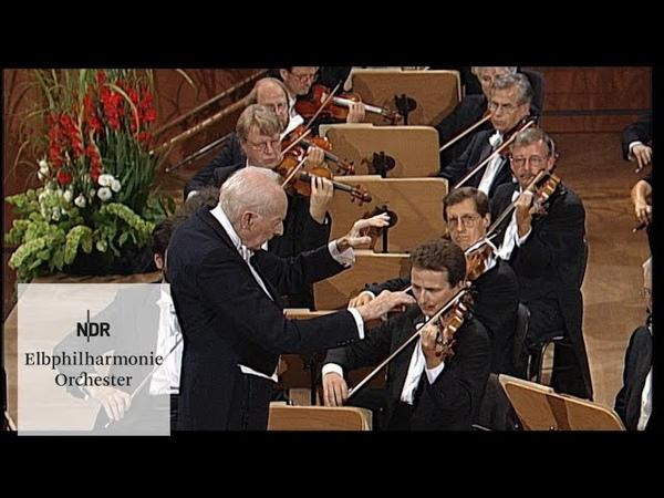 Franz Schubert Sinfonie Nr 9 mit Günter Wand NDR