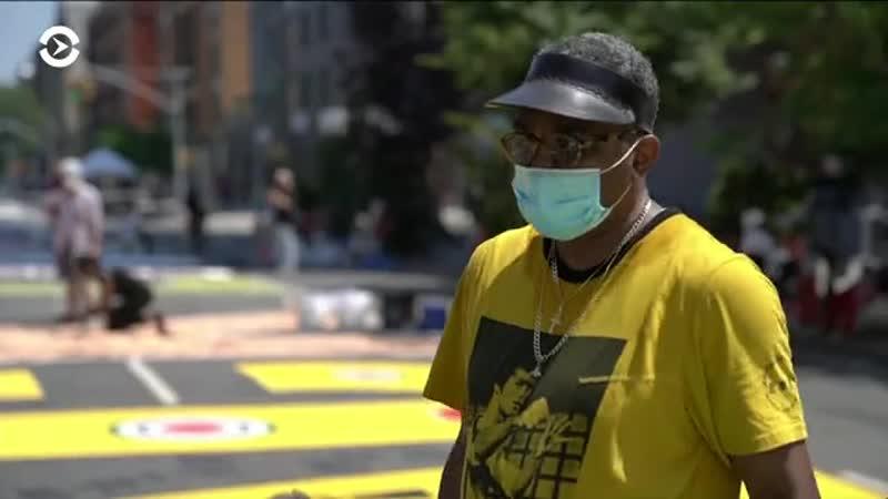 Пандемия COVID 19 в США число заболевших превысило 2 9 млн количество смертей более 130 тысяч Рэпер Канье Уэст заявил об