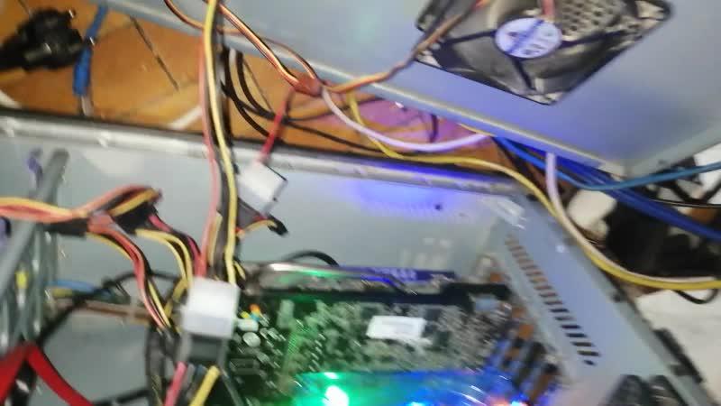 Часть 2 Подключение вентилятора со сломаным разьемом