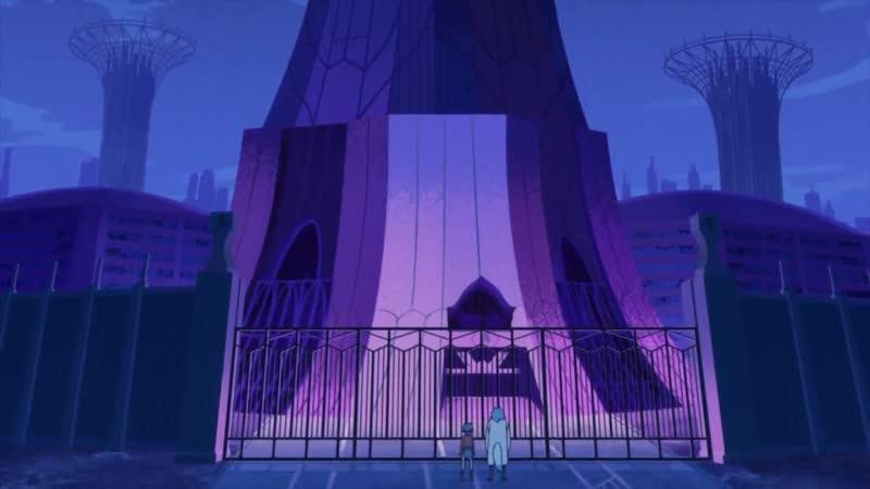 TRIGGER 最新作TVアニメBNA ビーエヌエー第9話Human Scapegoatご視聴ありがとうございました気になる第10話Rabid WolfのWEB予告動画を公開心的エントロピーについてよく分からなかった方は是非次回もご視聴ください 放