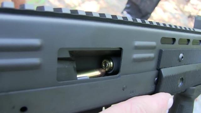 How NOT To Shoot a Machinegun