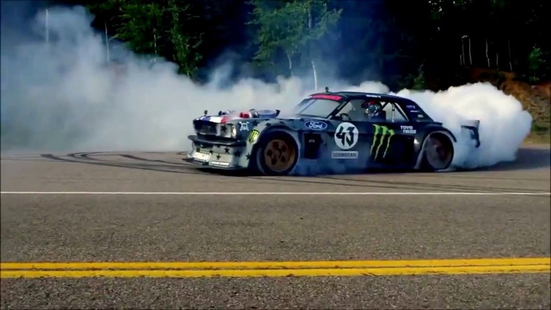 Ken Block's Climbkhana Pikes Peak Featuring the Hoonicorn Miyagi Эндшпиль – Долбим