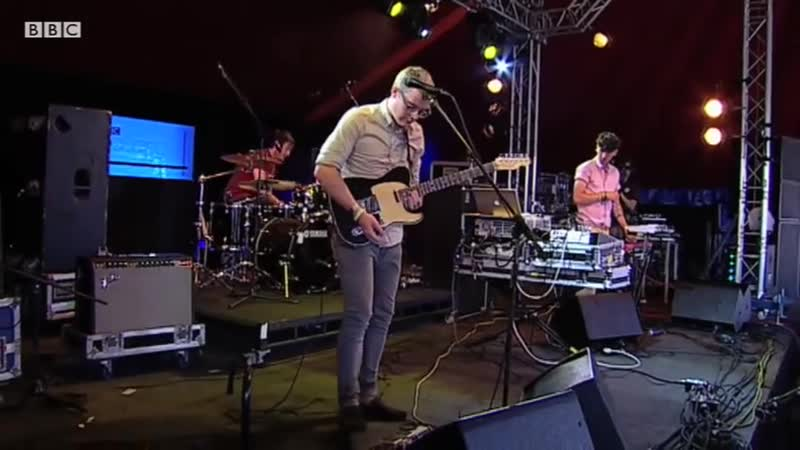 Man Without Country Closet Addicts Anonymous BBC Introducing stage at Glastonbury 2010