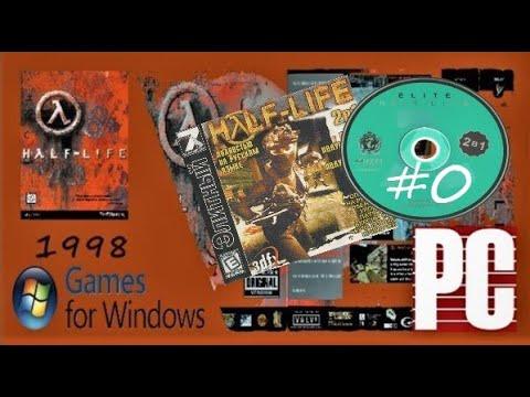 RUS Half Life PC Вступление. Глава 0 Курс молодого бойца Zone Of Games