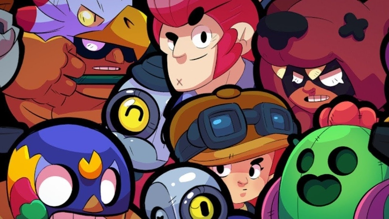 Brawl stars The best mobile game Player Colt