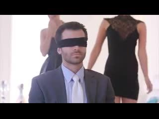 Жена сделала сюрприз мужу и привела проститутку (threesome ffm sewife жмж групповуха любовница измена на глазах)