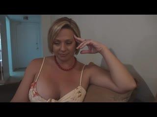 Не устоял перед шикарной грудью своей мамочки (инцест,milf,минет,секс,анал,мамку,сиськи,PornHub,русское,порно,зрелую)