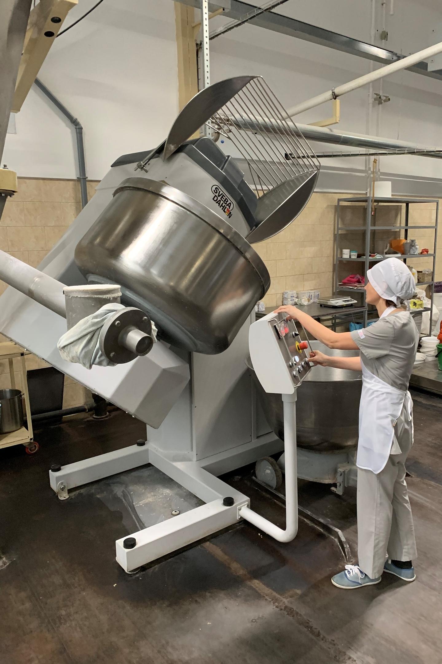 Компания ООО «Европан» - производитель сухарных, хлебобулочных и мучных кондитерских изделий