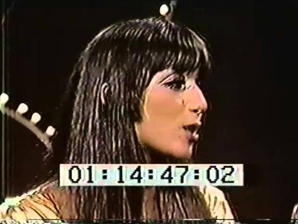 Sonny Cher ~ 2 songs on U.S. TV 6/14/67 (live vocal)