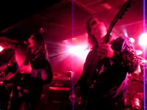 Carach Angren Corpse In A Nebulous Creek live at Baroeg R'dam