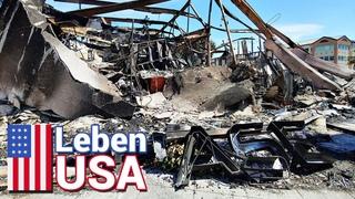 Unruhen in San Diego, Kalifornien | Lage in USA