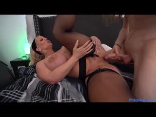 Alura Jenson - Warm Welcoming From My Amazonian MILF Neighbor - Porno, All Sex, Hardcore, Blowjob, Big Tits Big Ass, Porn, Порно