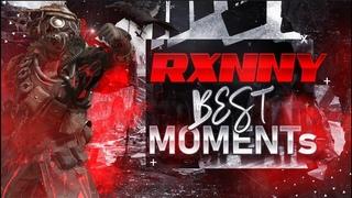 RXNNYWD TTV - BEST MOMENTS#2 MOVIE APEX LEGENDS