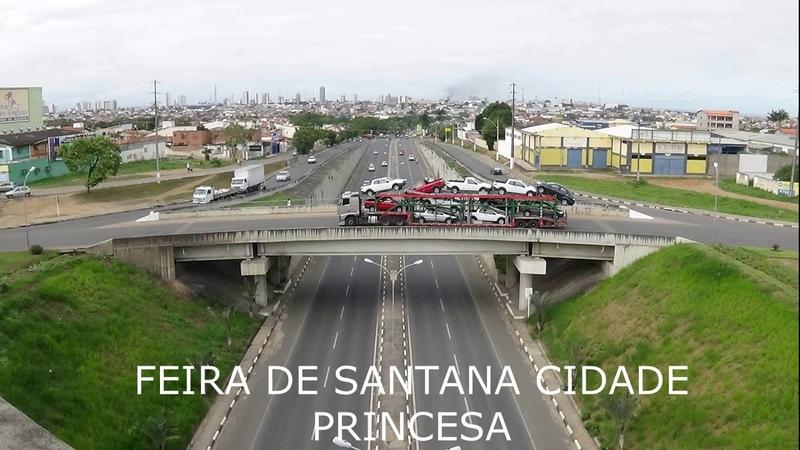 Rua Carlos Valadares Bairro Queimadinha Feira de Santana
