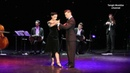 "Merceditas . Dmitry Vasin and Sagdiana Hamzina with ""Solo Tango Orquesta"" and Lautaro Greco. Танго"