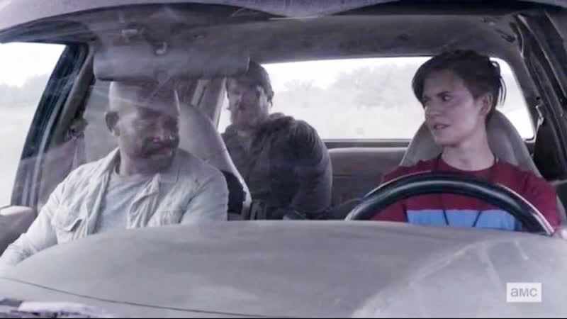 Бойтесь ходячих мертвецов 5 сезон 14 серия Алфея 2