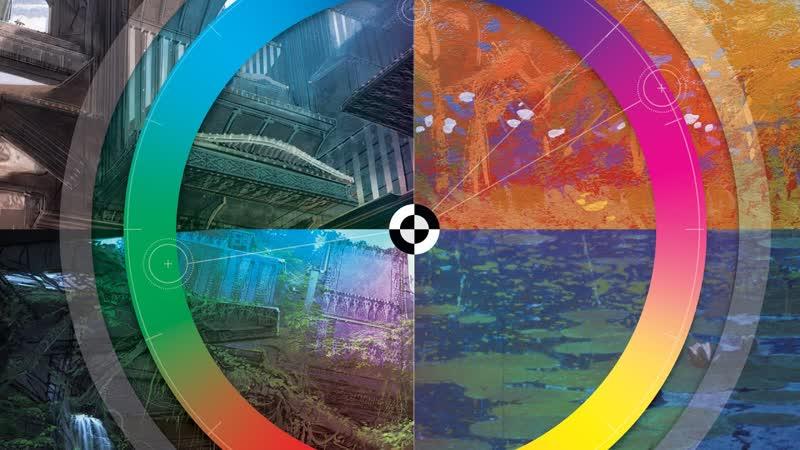 Теория цвета теоретическая и практическая механика цвета с Ричардом Кизом