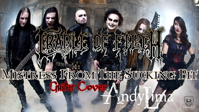 Cradle Of Filth - Mistress from the sucking pit guitar