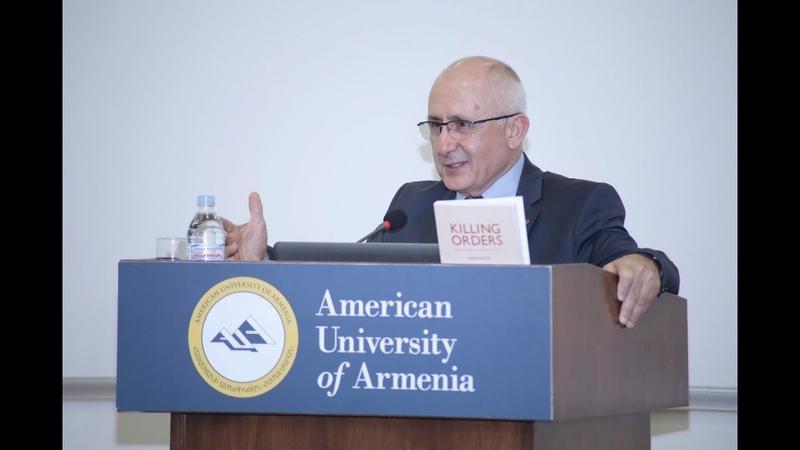 Dr Taner Akçam Killing Orders Talat Pasha's Telegrams and the Armenian Genocide