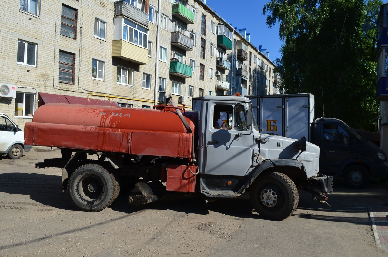 Организован подвоз воды для петровчан, оставшихся без водоснабжения из-за коммунальной аварии