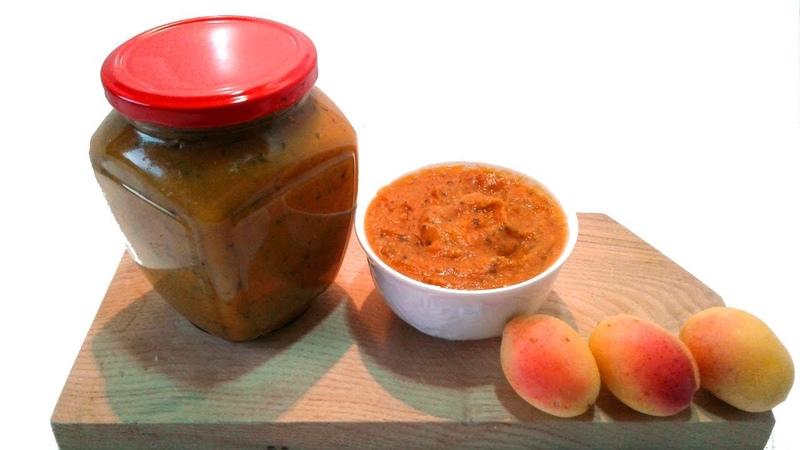 Абрикосовая Икра ✧ Изумительная заготовка на зиму из абрикосов