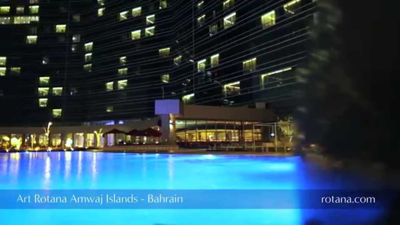 Introducing ART Rotana Hotel in Amwaj Islands Bahrain