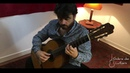 Ludovic Le Grand plays Walter Heinze Preludio from Tríptico Argentino on 3 Argentinian guitars