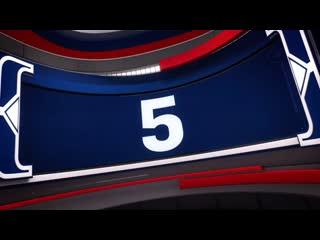 Топ 5 лучших моментов матчей 16 августа
