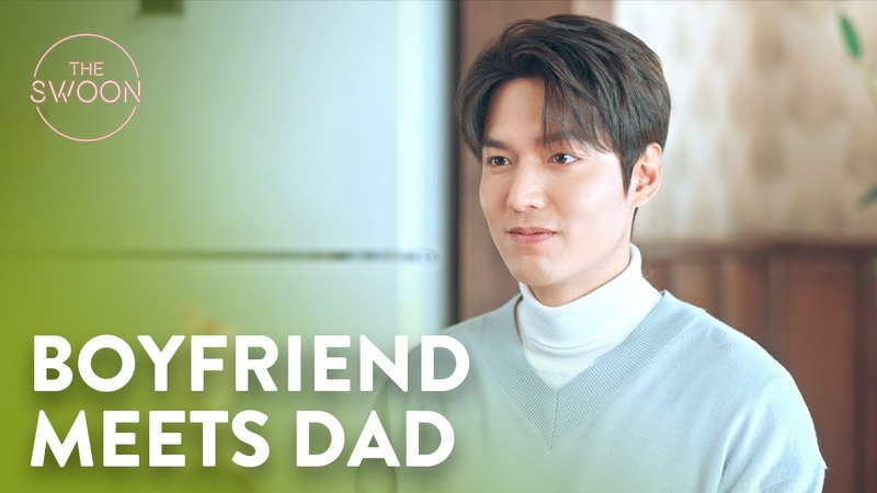 Lee Min ho earns boyfriend status and meets the dad The King Eternal Monarch Ep 13 ENG SUB