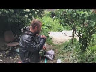 отработка ударной техники МакГрегора