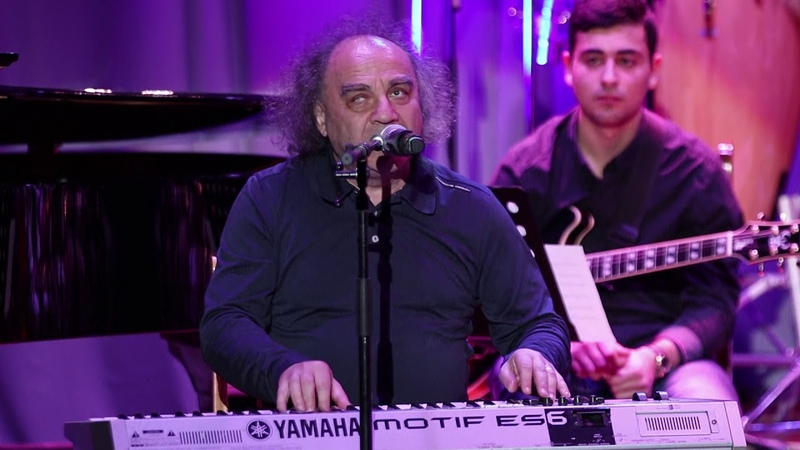 Sergey Manukyan with State Jazz Orchestra of Artsakh Livin in My Heart