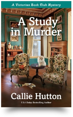 CALLIE HUTTON - A STUDY IN MURDER