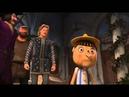 Шрек 3. Эпизод с Пинокио и Пряней.