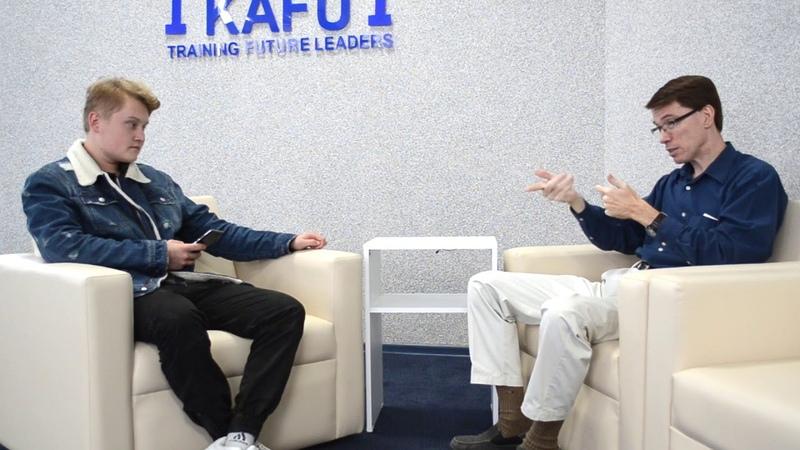 Интервью с вице-президентом КАСУ Дэниелом Бэлластом: о Казахстане, семье и планах на будущее
