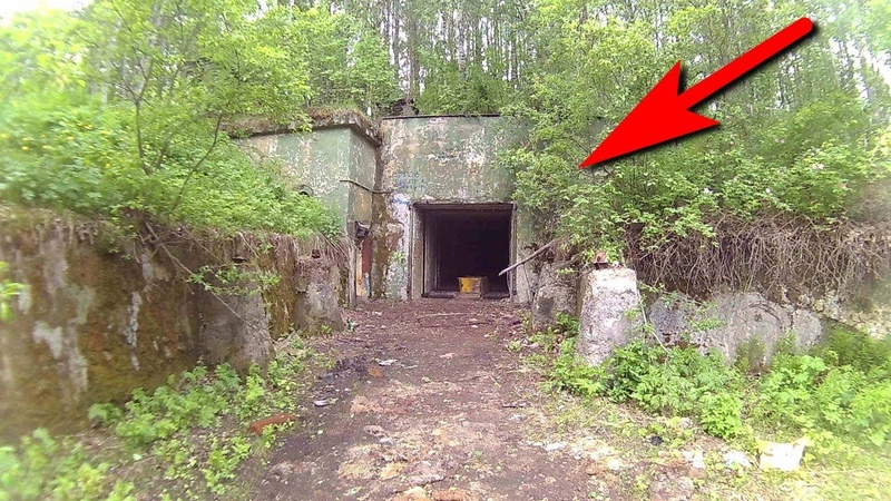 DIDN'T EXPECT such finds near an ABANDONED BUNKER in the forest CrazySeeker