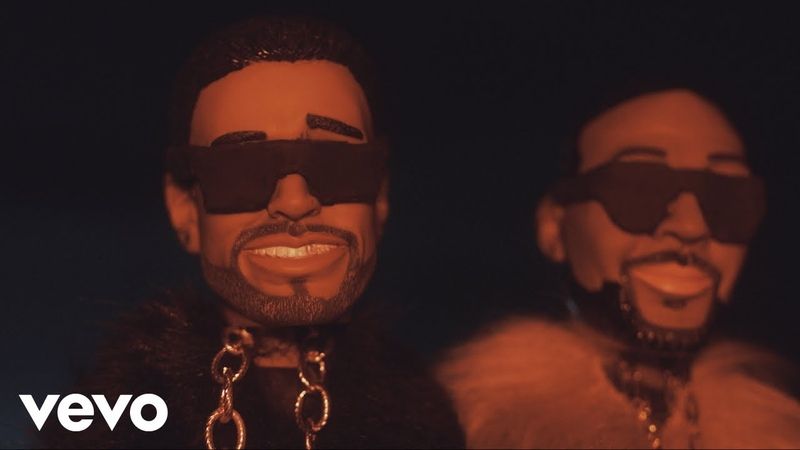 French Montana 50's 100's Official Video ft Juicy J