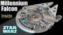 What s inside the Millennium Falcon? Star Wars