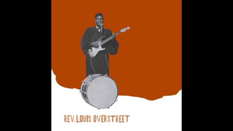 Reverend Louis Overstreet Black But Proud
