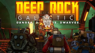 Welcome to Deep Rock Galactic || Trailer Submission