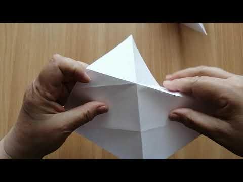 Урок педагога творческого объединения Мастерская оригамиста Перетятько И С Ворона